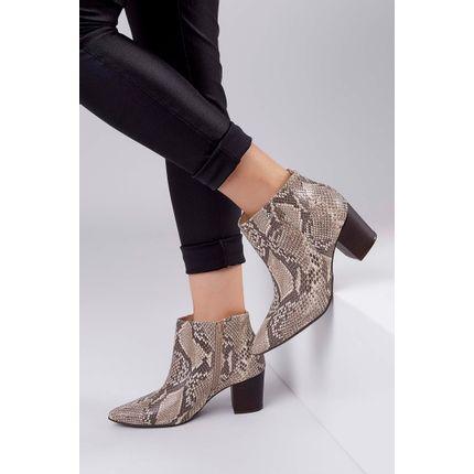 17555fb285 Calçado Feminino - Bota - Ankle Boot VIA MARTE – pittol