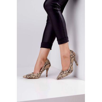Sapato-Scarpin-Vizzano-Animal-Print-Bege-