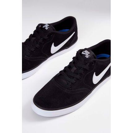 Tenis-Nike-Sb-Check-Solarsoft-Skateboarding-Shoe-Preto