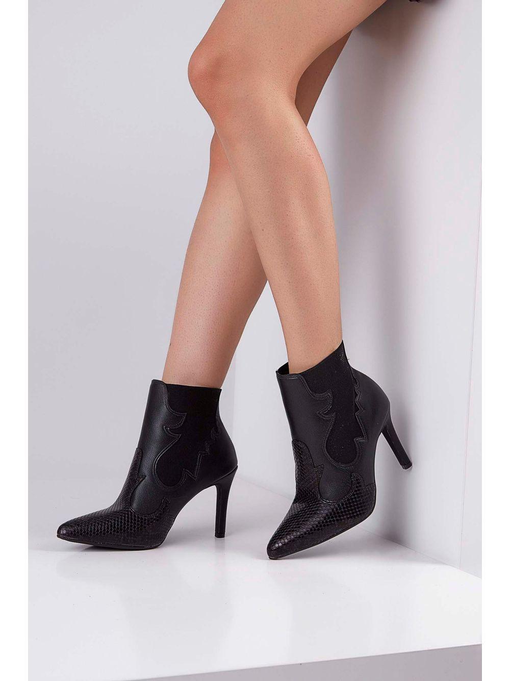 838a56489 pittol · Calçado Feminino · Bota · Ankle Boot. 50%. Previous