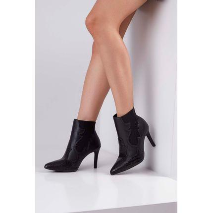 Bota-Ankle-Boots-Vizzano-Preto