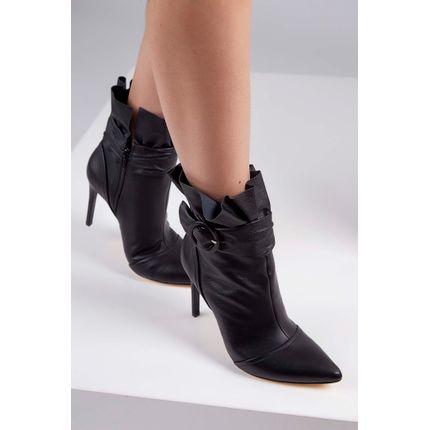 Bota-Ankle-Boots-Werner-Preto
