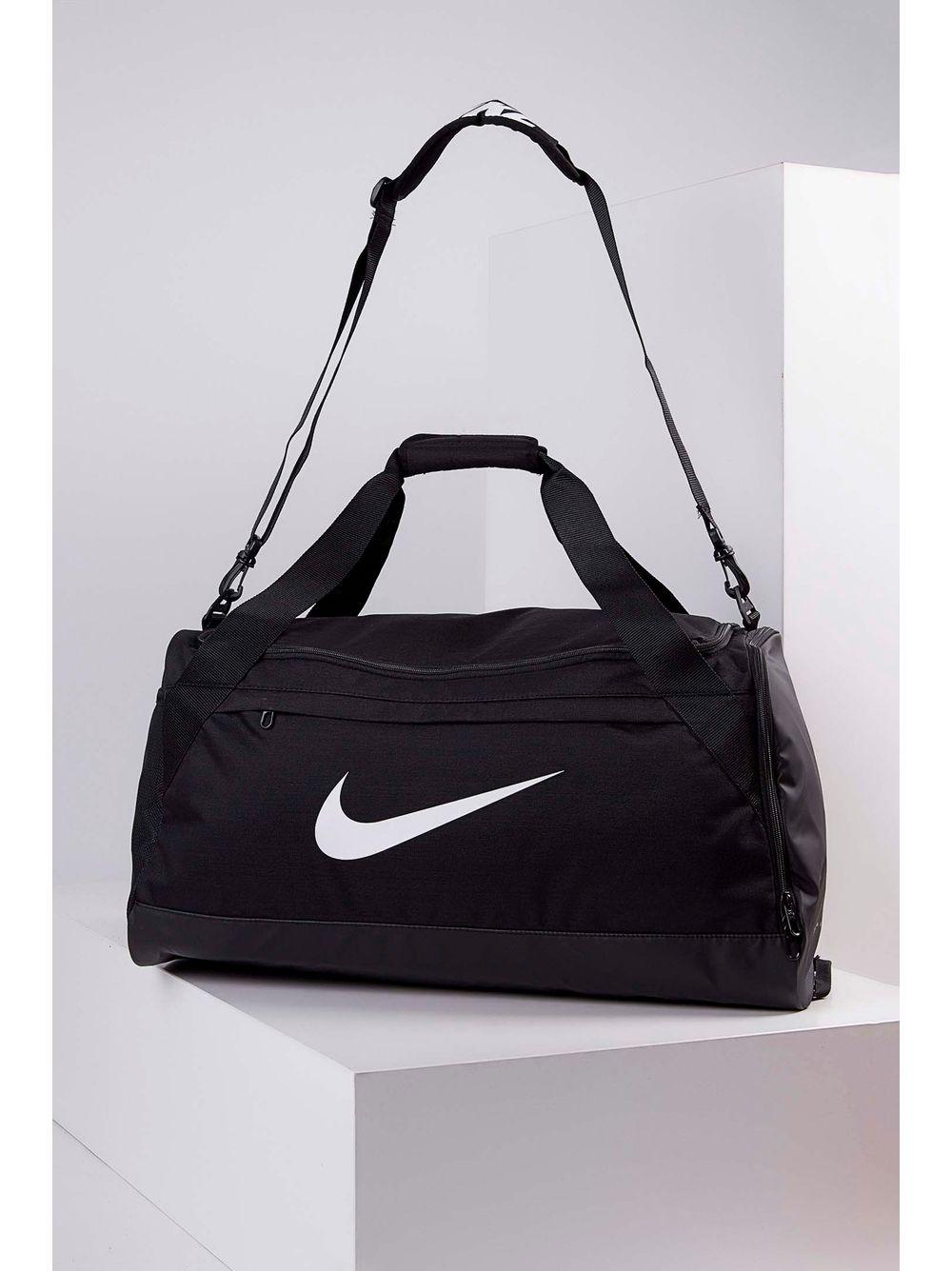 a05749e13 Bolsa Mala Nike Academia Brasilia Preto - pittol