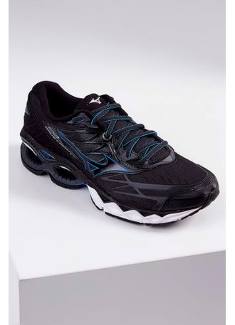 9d0f2665aa Tênis Corrida Mizuno Wave Creation 20 Preto - pittol