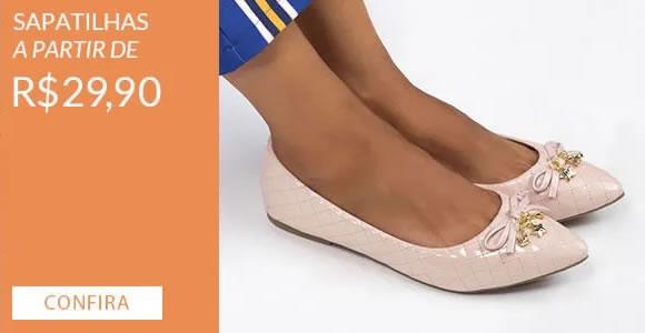 5c7b3b2096 Promoção de Calçado Feminino na Pittol