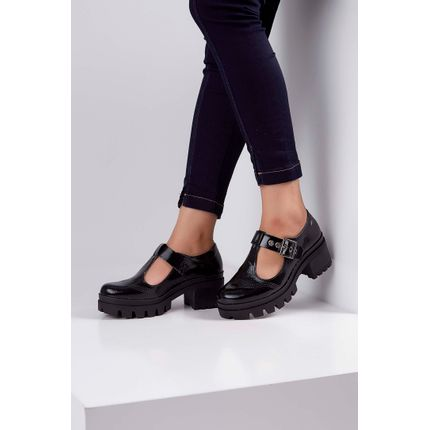 Sapato-Boneca-Tratorado-Dakota-Verniz-Fivela-Preto-