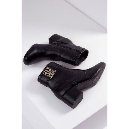 Bota-Ankle-Boot-Renata-Della-Vecchia-Salto-Baixo-Preto-