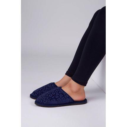 Pantufa-Chinelo-Maria-Emilia-Azul-