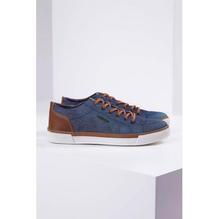 Sapatenis-Jeans-West-Coast-Azul-
