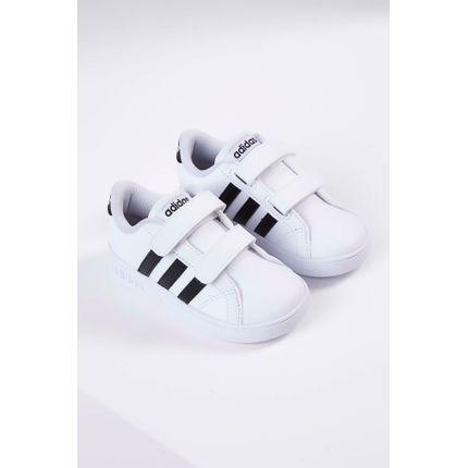 Tenis-Infantil-Adidas-Baseline-Aw4321velcro-Branco-