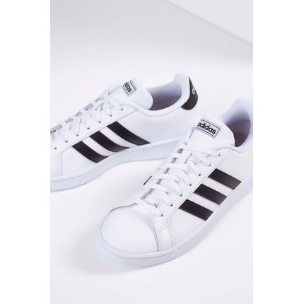 Tenis-Casual-Adidas-Grand-Court-F36392-Branco-