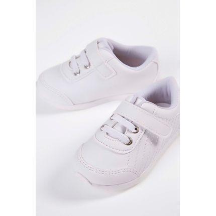 Tenis-Casual-Infantil-Meli-Velcro-Branco-