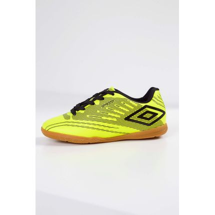 Tenis-Futsal-Indoor-Umbro-Infantil-Speed-Iv-0f82053-Verde-