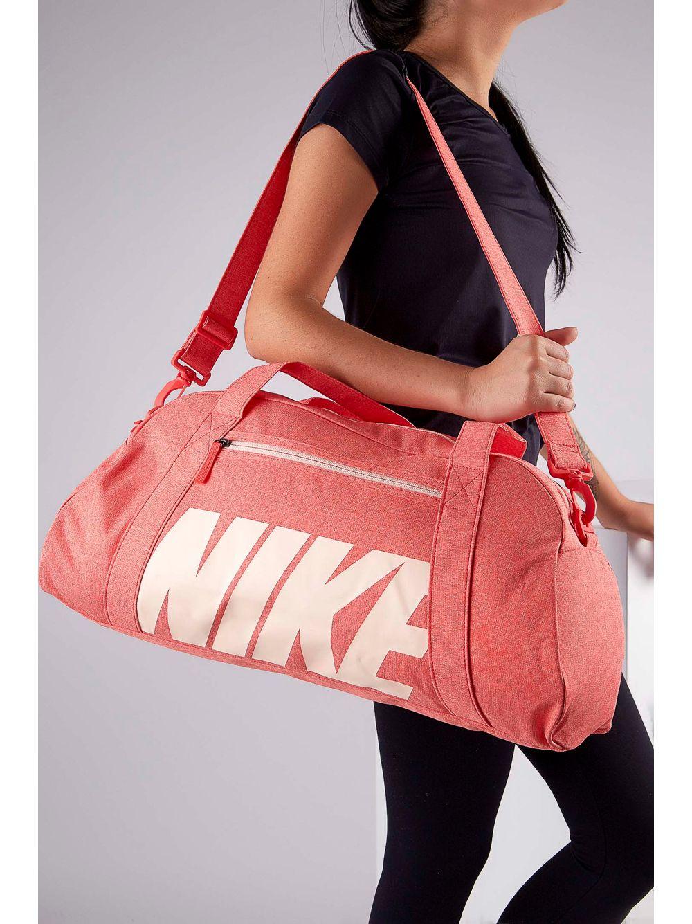 4b2114a48 Mala Duffel Gym Club Training Nike Rosa - pittol