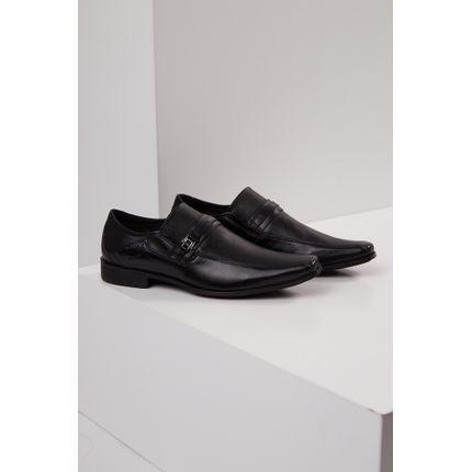 Sapato-Social-Ferracini-Couro-Preto-