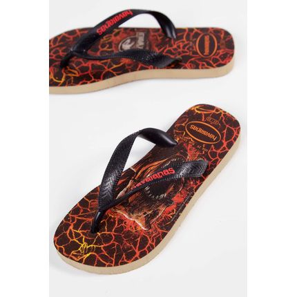 Chinelo-Havaianas-Kids-Jurassic-World-Bege