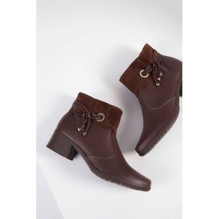 009578d8e Bota-Mississipi-Ankle-Boots-Salto-Baixo-Marrom-