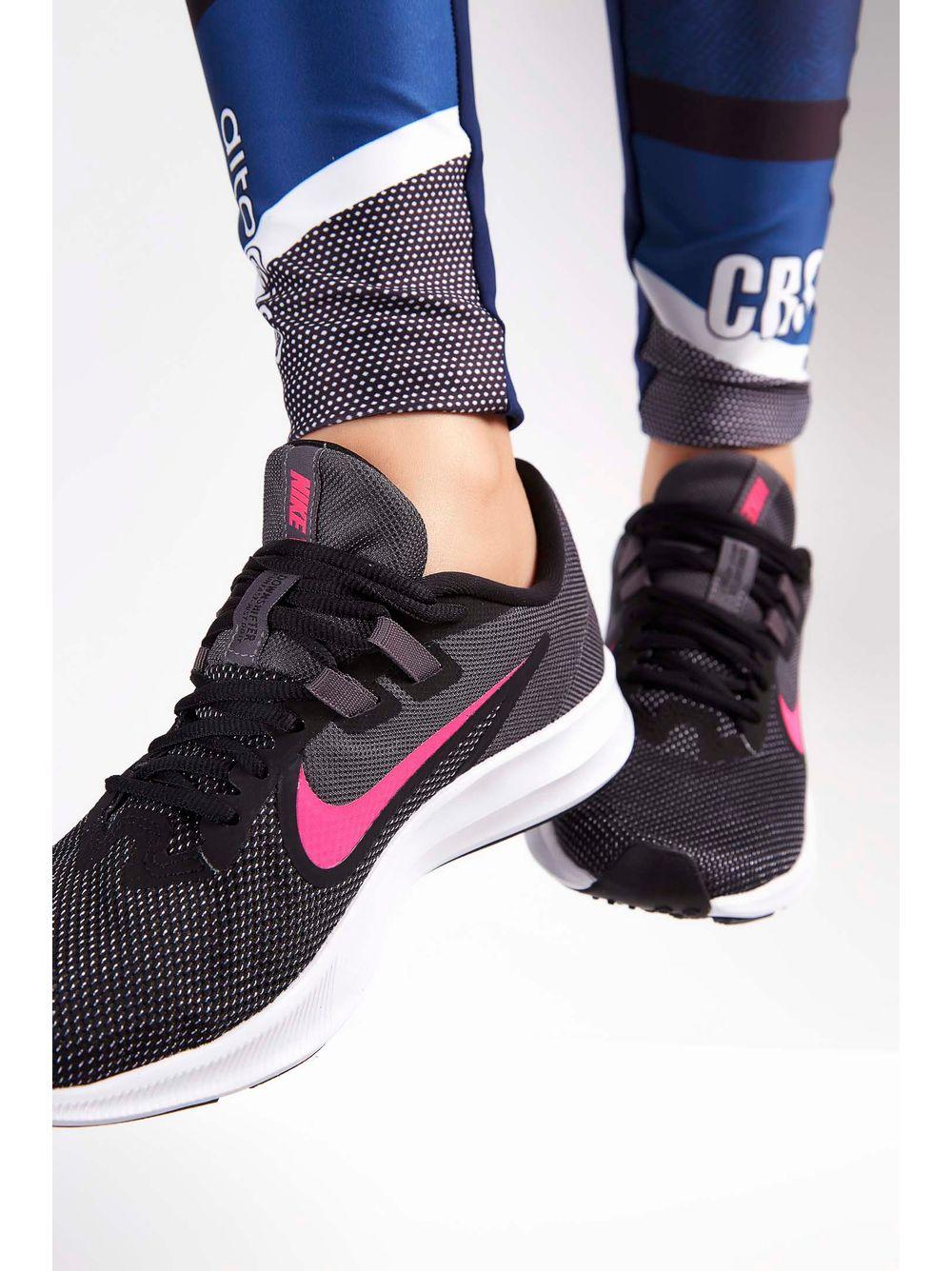 955b981485 Tênis Running Nike Downshifter 9 Chumbo - pittol