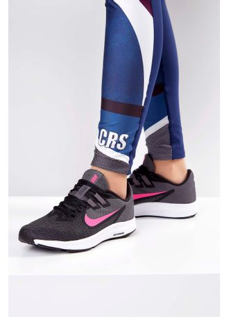 Tênis Running Nike Downshifter 9 Chumbo Pittol