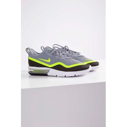 Tenis-Nike-Air-Max-Sequent-4.5-Cinza-