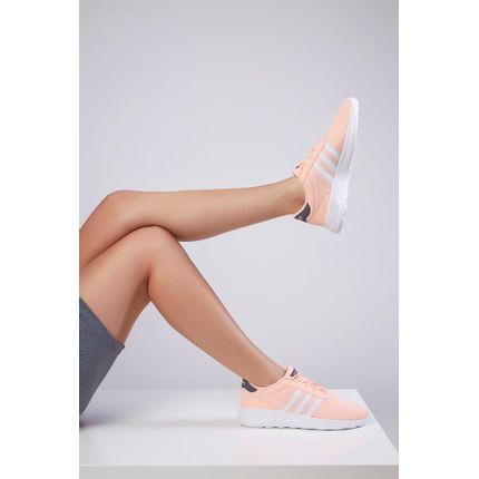 Tenis-Corrida-Adidas-Lite-Racer-Rosa-