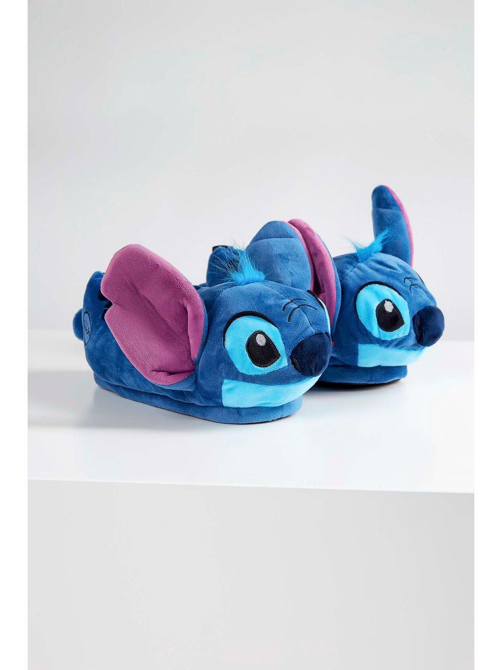 428c165d38d350 Pantufa Ricsen 3d Personagens Stitch Azul - pittol