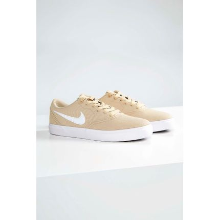Tenis-Skate-Nike-Sb-Check-Solarsoft-Canvas-Marrom-