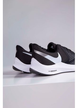 c694059c98 Tênis Corrida Nike Air Zoom Winflo 6 Preto - pittol