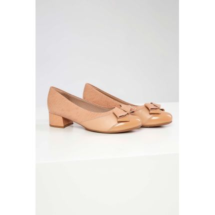 Sapato-Casual-Piccadilly-Laco-Verniz-Nude-