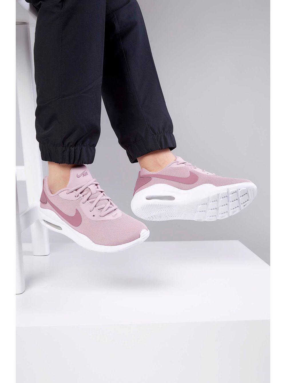 58544e9865 Tênis Nike Air Max Oketo Lilas - pittol