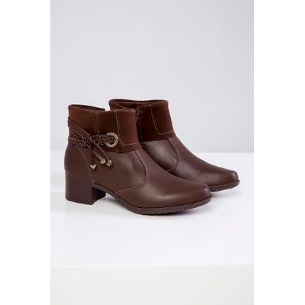 Bota-Ankle-Boot-Mississipi-Salto-Baixo-Marrom-