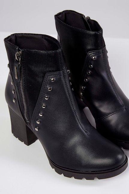Bota-Ankle-Boots-Dakota-Tratorada-Preto-