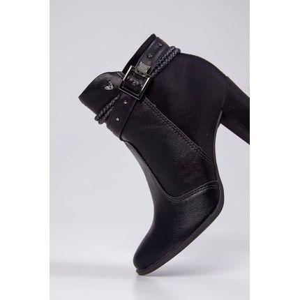 Bota-Ankle-Boot-Mississipi-Fivela-Preto-