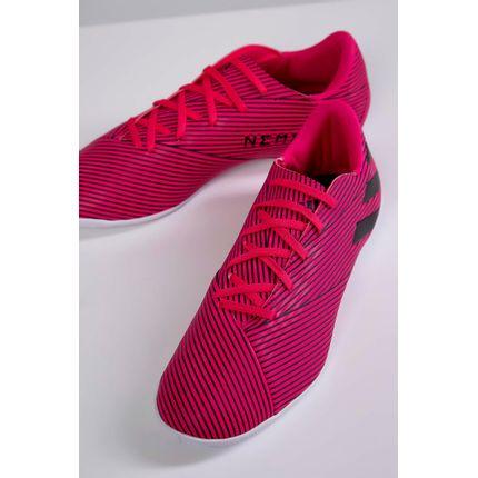 Chuteira-Infantil-Adidas-Nemeziz-19-4-In-Rosa-