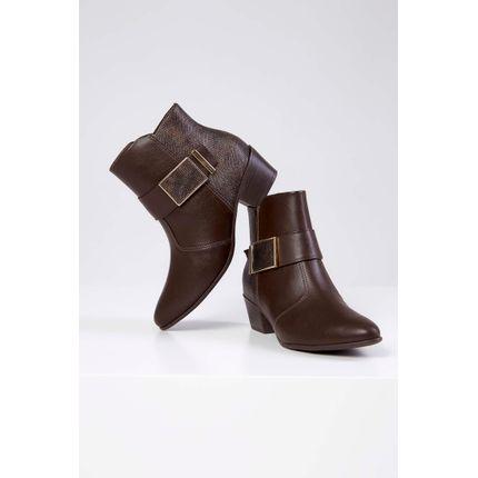 Bota-Ankle-Boot-Ramarim-Naturale-Marrom