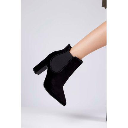 Bota-Ankle-Boot-Vizzano-Preto-