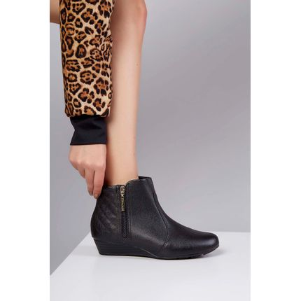 Bota-Ankle-Boot-Modare-Ultraconforto-Preto