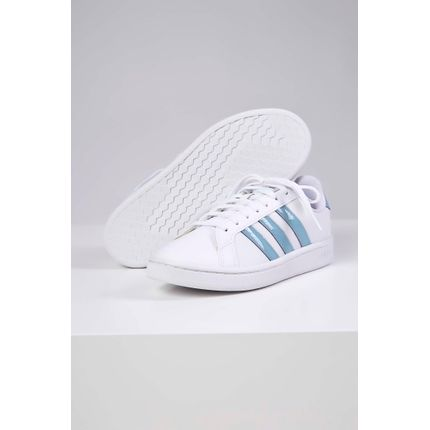 Tenis-Casual-Adidas-Grand-Court-Branco-