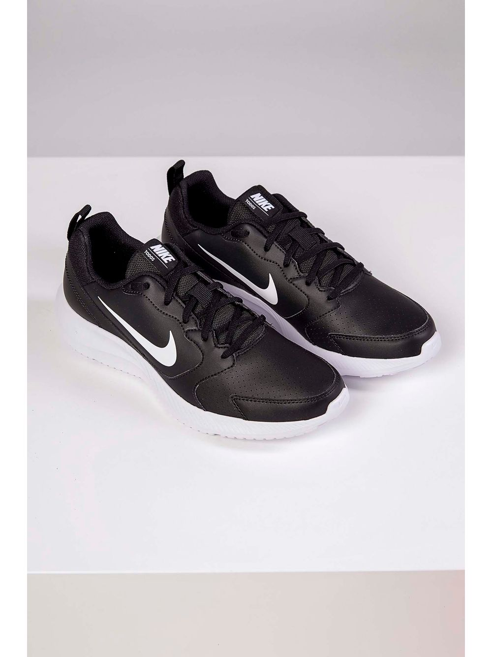 70daca7b5e Previous. Tenis-Running-Nike-Todos-Preto ...