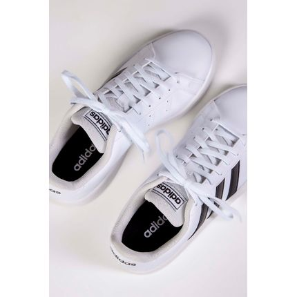 Tenis-Casual-Adidas-Grand-Court-Base-Branco