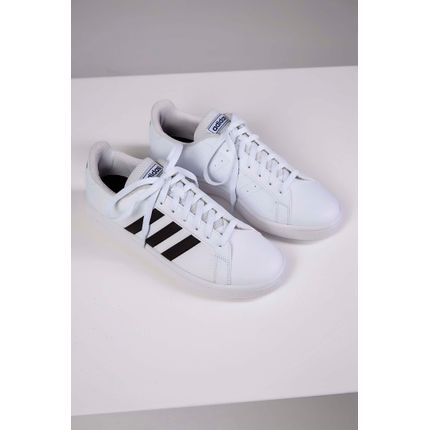 Tenis-Casual-Adidas-Grand-Court-Base-Branco-