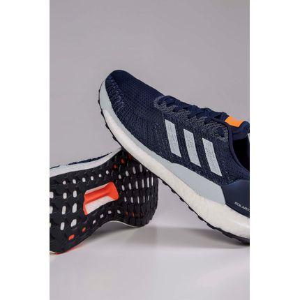 Tenis-Running-Adidas-Solar-Boost-Marinho