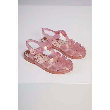 Sandalia-Rasteira-Infantil-Grendene-Barbie-Rosa-