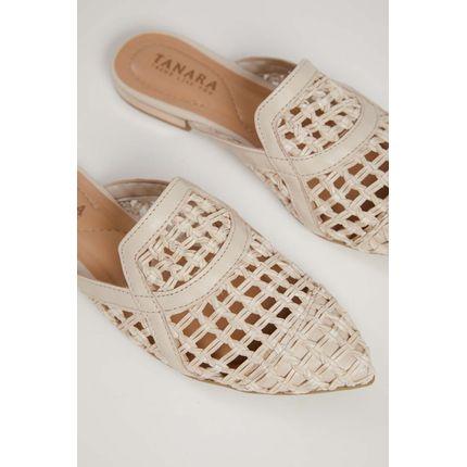 Mule-Chanel-Tanara-T3521-Off-White-