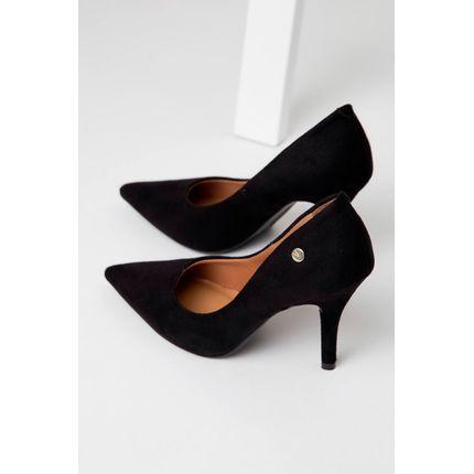 Sapato-Feminino-Scarpin-Vizzano-Nobuck-Preto