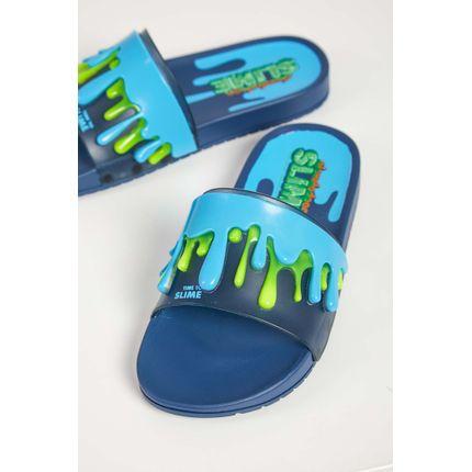 Chinelo-Slide-Infantil-Menino-Grendene-Azul
