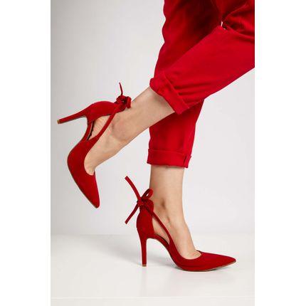 Sapato-Scarpin-Feminino-Bebece-Vermelho