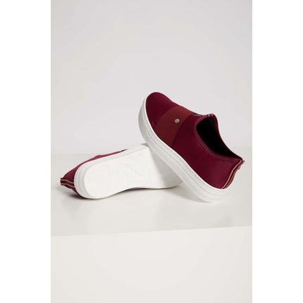 Tenis-Casual-Feminino-Slip-On-Via-Marte-Bordo