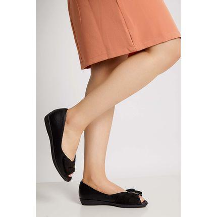 Sapato-Conforto-Feminino-Piccadilly-Preto
