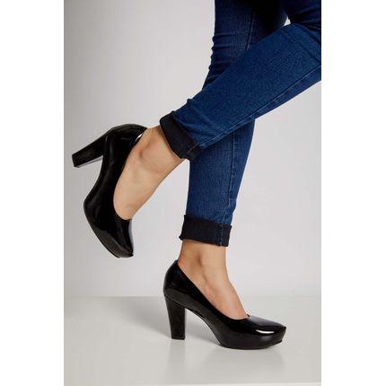 Sapato-Casual-Feminino-Piccadilly-Verniz-Preto